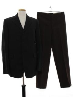 1920's Mens Combo 1920s Suit