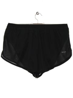 1980's Mens Running Sport Shorts
