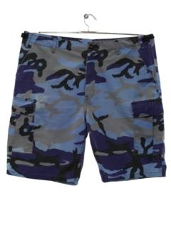 1990's Mens Cargo Sport Shorts