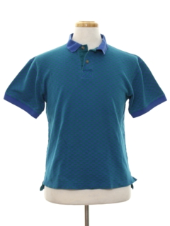 1980's Mens Polo Shirt
