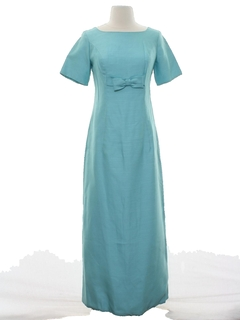 1960's Womens Cocktail or Bridesmaid Dress