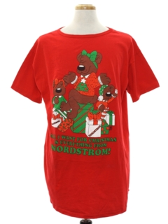 1990's Unisex Christmas T-shirt