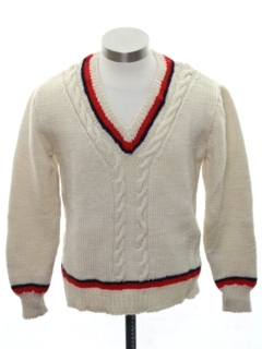 1970's Mens/Boys Sweater