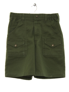 1990's Mens/Boys Boyscout Shorts