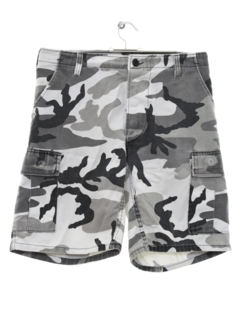 1990's Mens Army Shorts