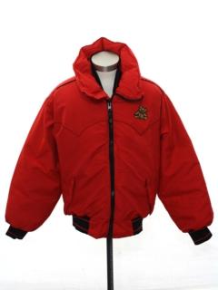 1980's Mens Western Style Ski Jacket