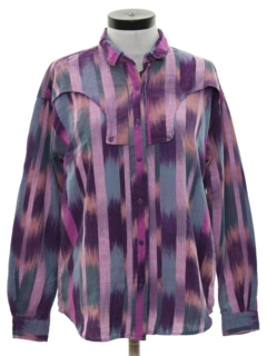 1990's Womens Western Wicked 90s Shirt