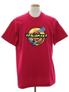 1990's Mens Sports T-shirt