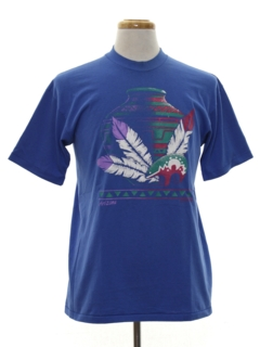 1990's Unisex Travel T-shirt
