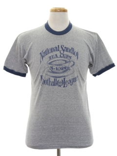 1970's Unisex Sports T-shirt