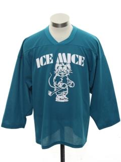 1990's Mens/Boys Hockey Jersey Shirt