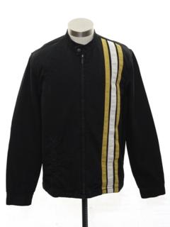 1990's Mens Racing Jacket