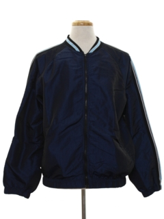 1980's Mens Totally 80s Wind Breaker Jacket