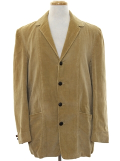 1960's Mens Corduroy Leisure Jacket