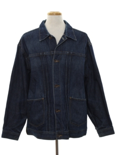 1990's Mens Denim Jacket