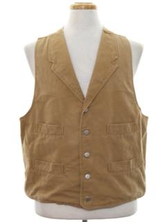 1980's Mens Vest