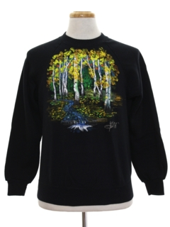 1980's Unisex Sweatshirt