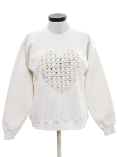 1980's Womens Sweatshirt