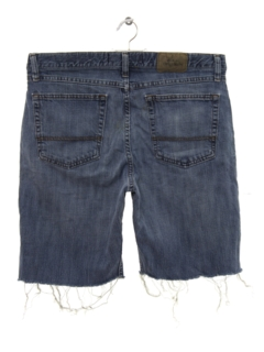 1990's Mens Cut Off Denim Shorts