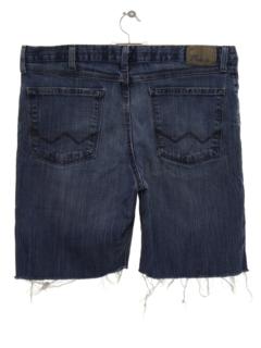 1990's Mens Cut Off Denim Shorts
