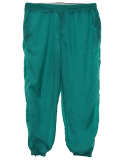 1980's Womens Baggy Totally 80s Track Pants