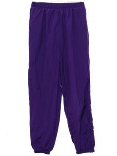 1990's Womens Track Pants