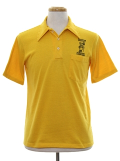 1970's Mens Polo Style Shirt