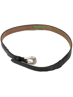 1990's Mens Accessories - Western Leather Belt
