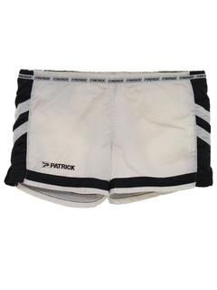 1980's Unisex Soccer Sport Shorts