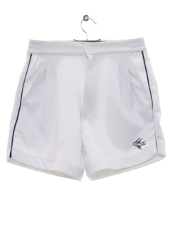 1990's Womens Tennis Sport Shorts