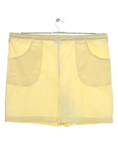1960's Mens Shorts