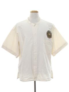 1980's Mens Hippie Shirt