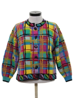 1990's Womens Wicked 90s Sweater