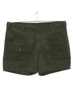 1970's Mens Hiking Sport Shorts