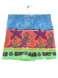 1980's Mens/Boys Wicked 90s Shorts
