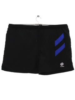 1990's Mens Wicked 90s Soccer Sport Shorts