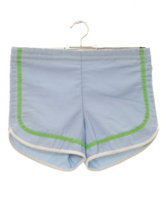 1980's Mens/Boys Totally 80s Swim Shorts