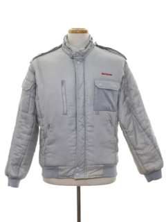 1980's Mens Members Only Style Ski Jacket