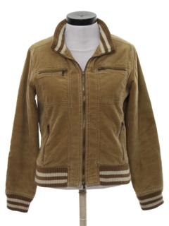 1990's Womens Corduroy Jacket