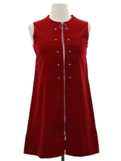 1970's Womens/Girls Mod Dress