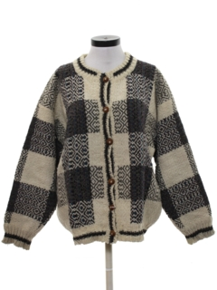 1990's Womens Hippie Sweater