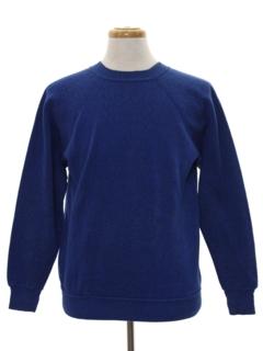 1980's Mens Sweatshirt