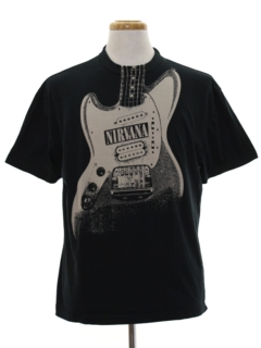 1990's Mens Music T-shirt