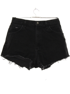 1990's Womens Cutoff Denim Shorts