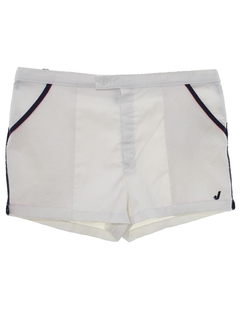1980's Mens Tennis Sport Shorts