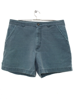 1990's Mens Denim Hiking Sport Shorts