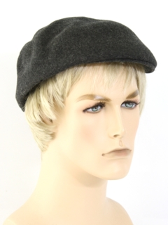1980's Mens Accessories - Pendleton Wool Cap Hat