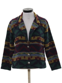1980's Womens Equestrian Riding  Jacket