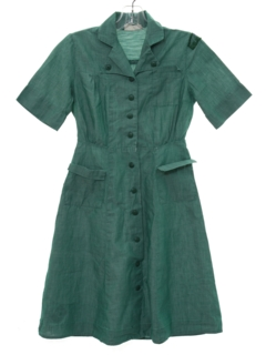 1950's Womens/Girls Dress