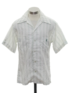 1970's Mens/Boys Sport Shirt